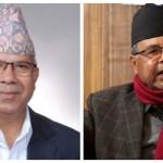 थप माग पूरा नभए ४ बजे राजीनामा गर्ने माधव नेपाल पक्षको चेतावनी