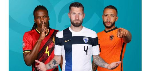 युरो कपमा आज चार खेल