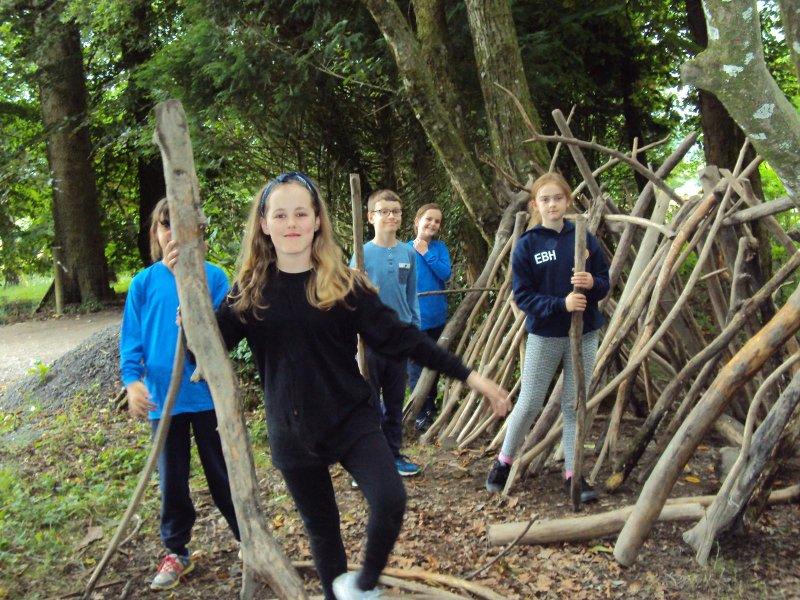 Manor Adventure  Bromley Heath Junior School  Downend