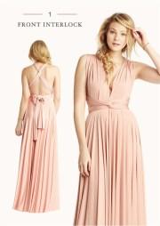 convertible bridesmaid dress styles