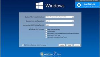 OU WINDOWS TÉLÉCHARGER X TRANSFORMER VISUELLEMENT XP VISTA GRATUIT OS EN