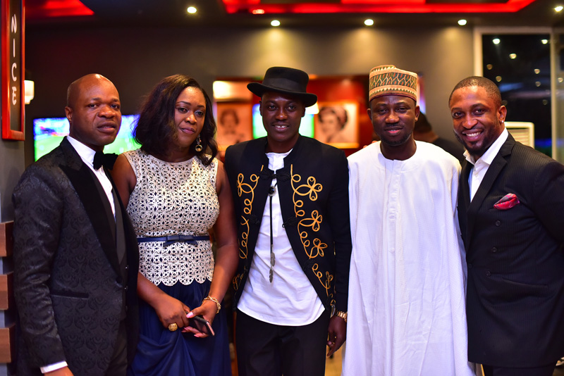 Kelvin and Mary orifa, Sound sultan, Ayeni Adekunle, Darey art-alade