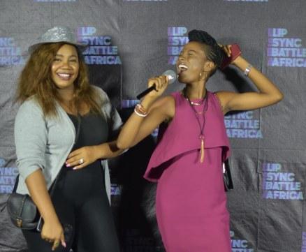 Sharon Ezeamaka and Jemima Osunde (1)