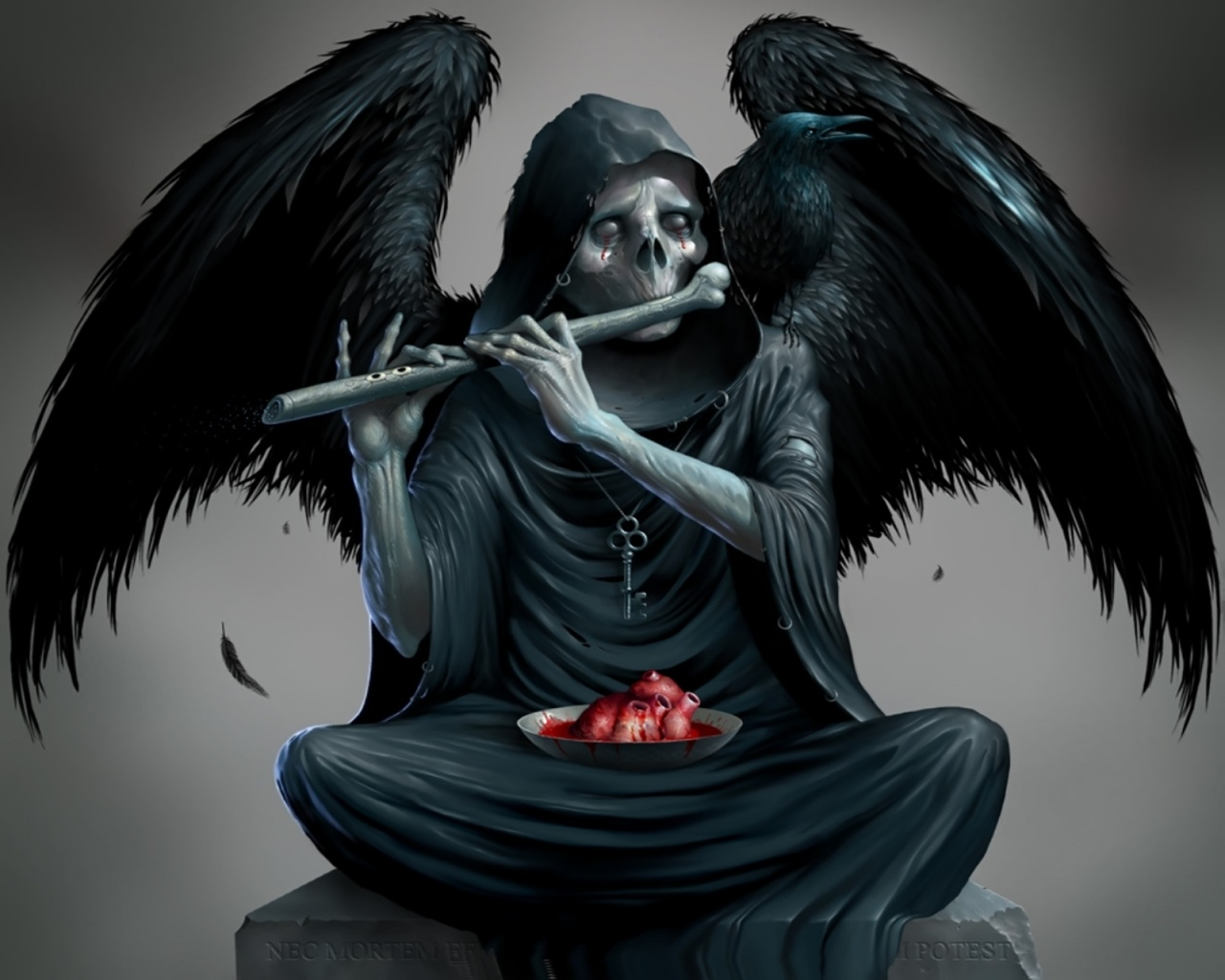 Angel Of Death Wallpapers  1280x1024  231312