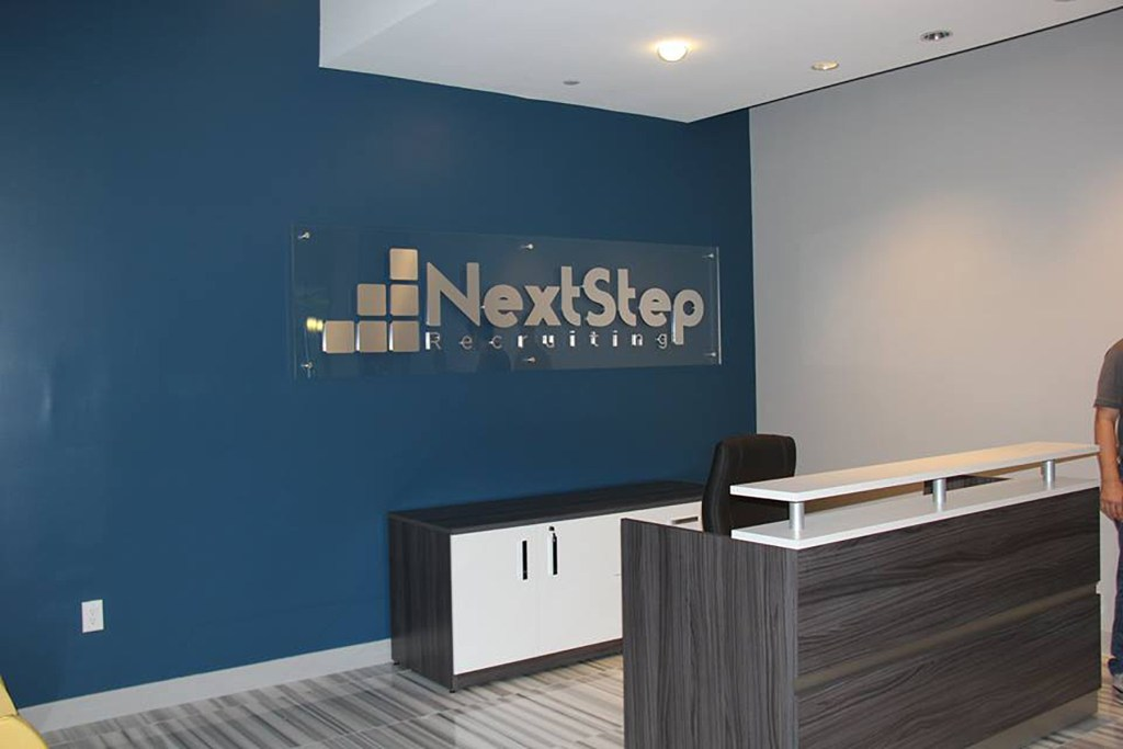 NextStep Recruiting Office Design