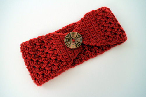 Crochet Headband Pattern Free Pattern And Video Tutorial