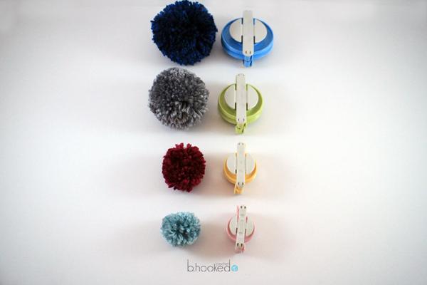 Clover Pom Pom Maker Product Review - B Hooked Crochet