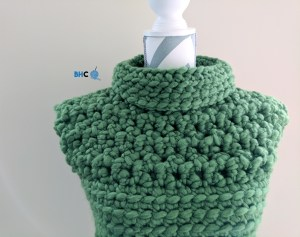Cobbled Crochet Vest