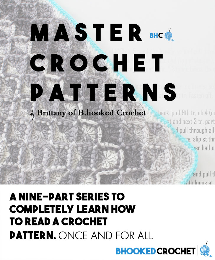 Understanding Diagram Format Master Crochet Patterns Step 4