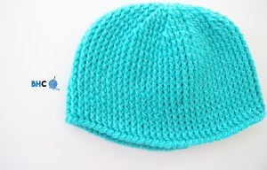 Perfect Baby Crochet Hat to Gift or Donate