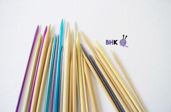 choosing knitting needles