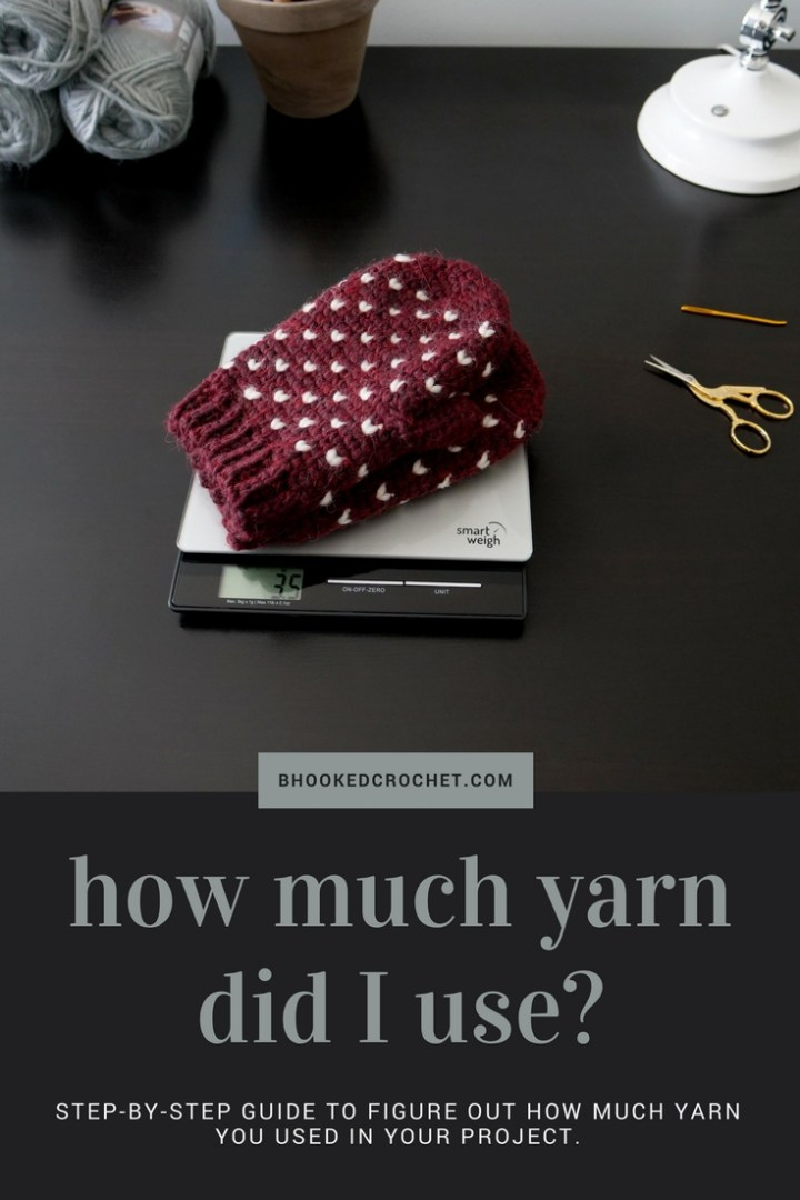 how much yarn