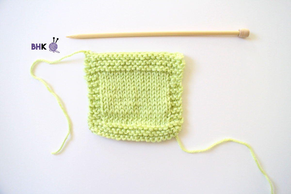 knitting bind off