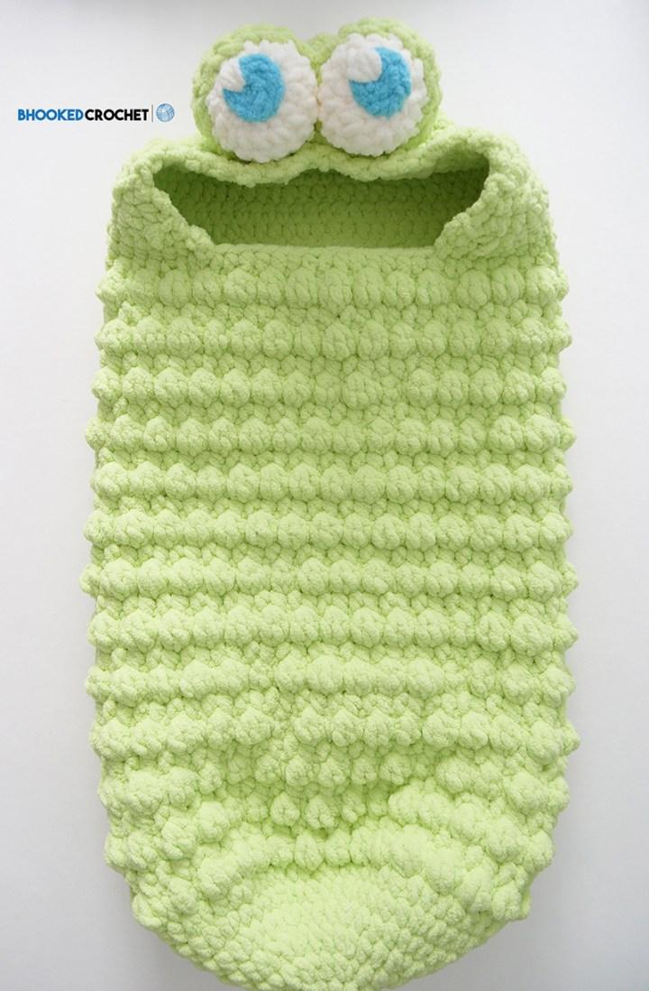 crochet cocoon