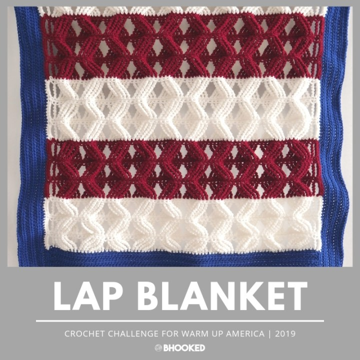 Crochet Challenge for Warm Up America | 2019