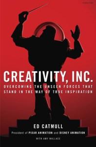 Creativity Inc. - Books I Read In 2017