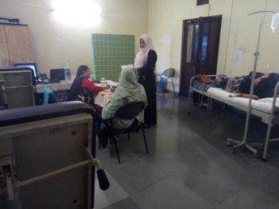 Sambhavna Clinic observation Room