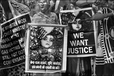 Bhopal Disaster survivors- Judah Passow