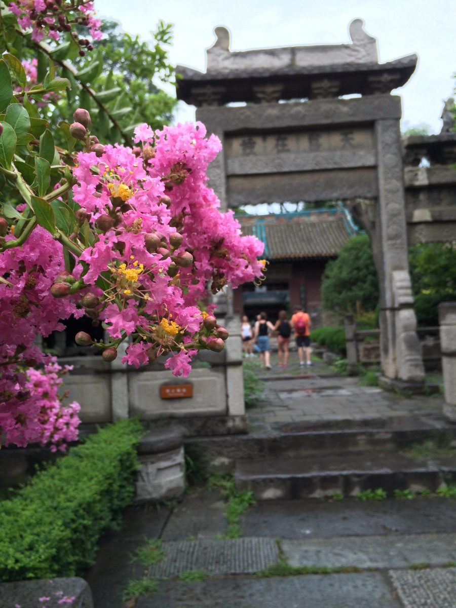 Travelling to Xi'an, China with NSLI-Y: My 2016 Summer Experience