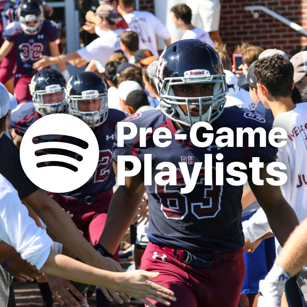 Pre-Game Playlist: Varsity Football