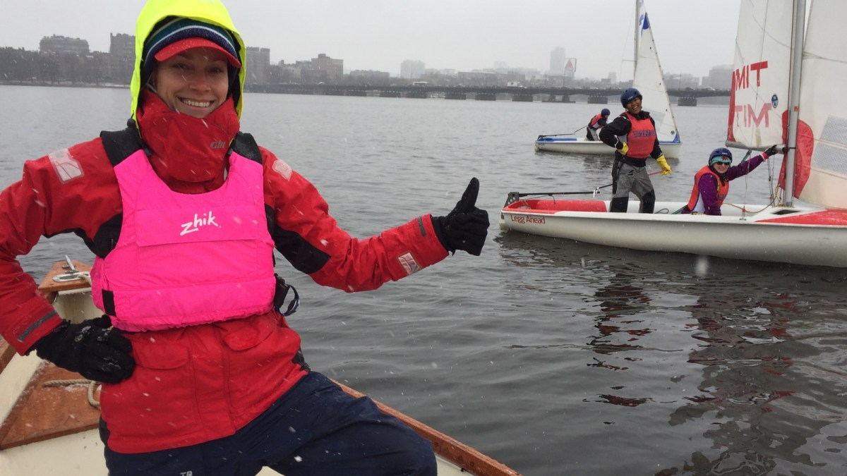 Ms. Lyman Joins Belmont Hill Faculty As English Teacher And Sailing Coach
