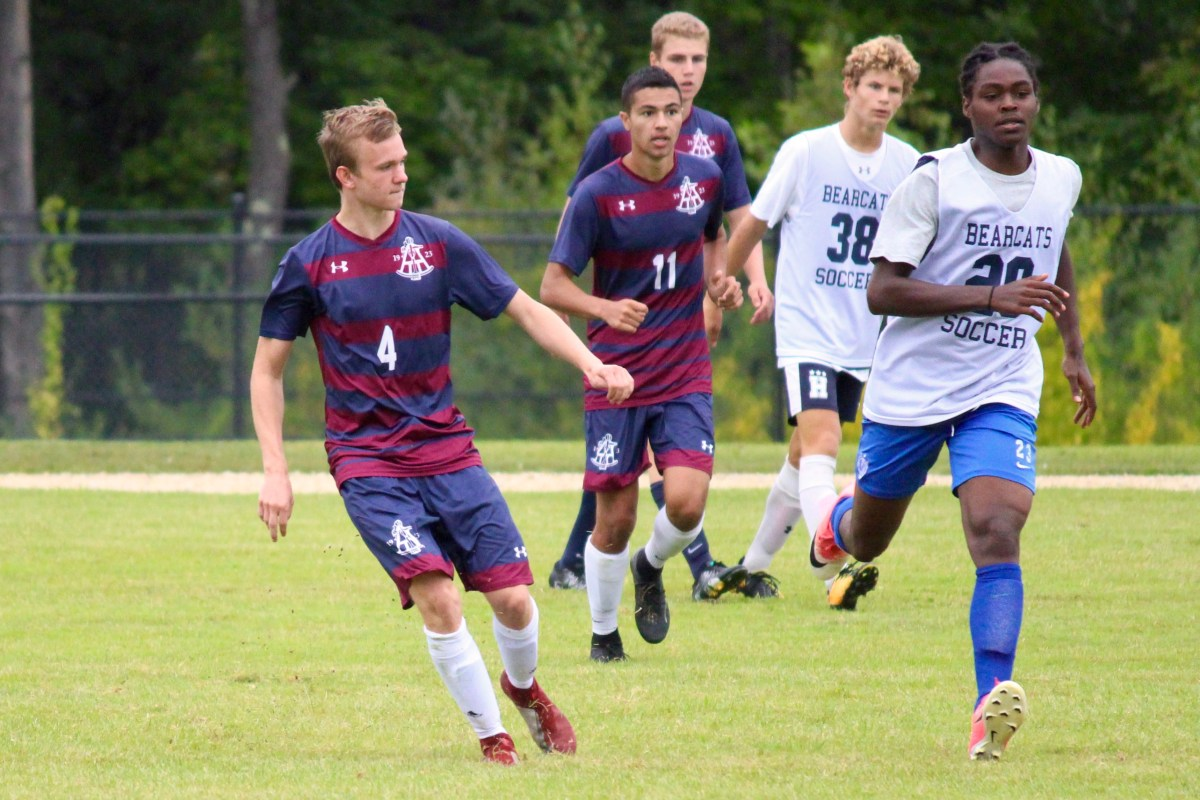 Varsity Soccer Triumphs In First Two Regular Season Games