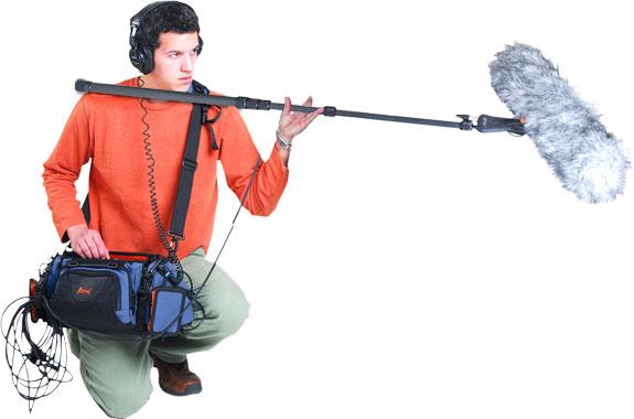 Cara Menggunakan Microphone Dalam Film Video dan TV