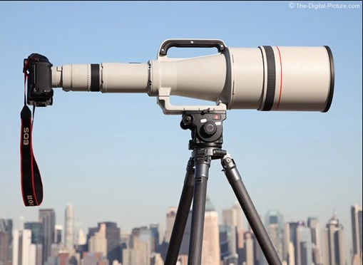 Canon 1200mm f/5.6L EF USM Super Telephoto