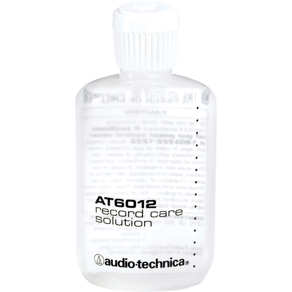 Audio-Technica AT634 Vinyl Record Cleaning Solution AT634 B&H