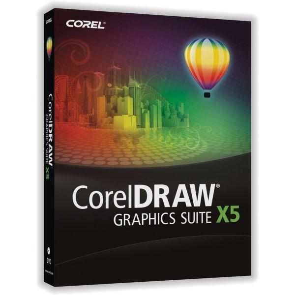 Corel Coreldraw Graphics Suite X5 Software Cdgsx5enhbb &
