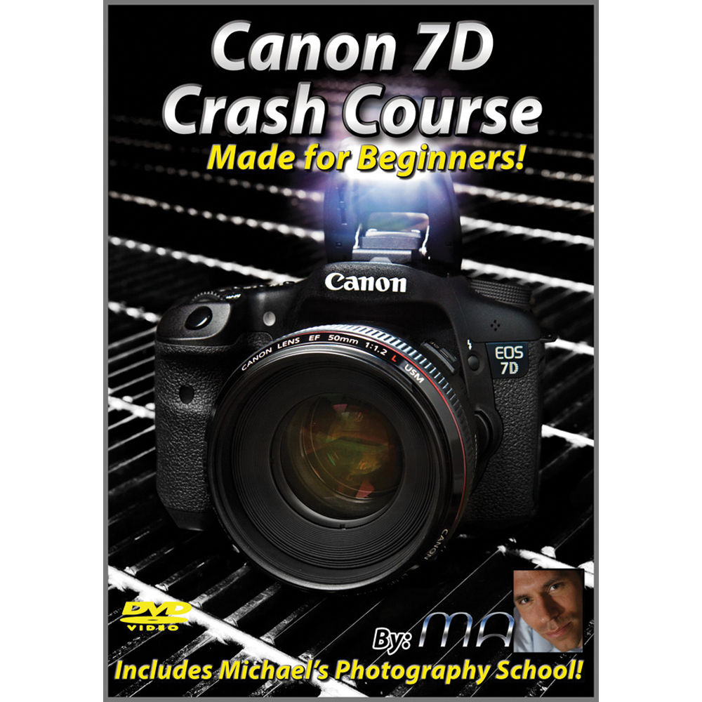 hight resolution of michael the maven canon 7d crash course dvd