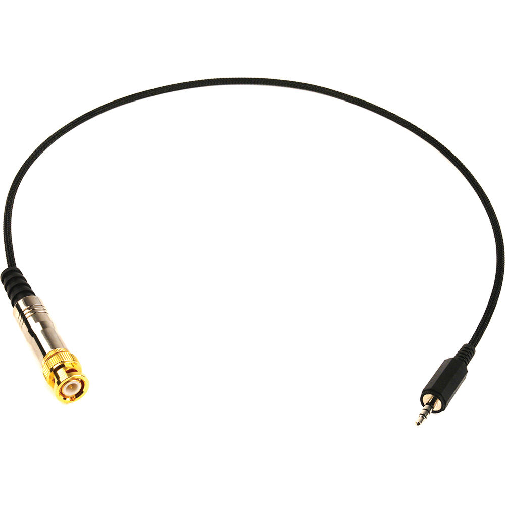 medium resolution of remote audio bnc to 1 8 3 5mm timecode cable 3