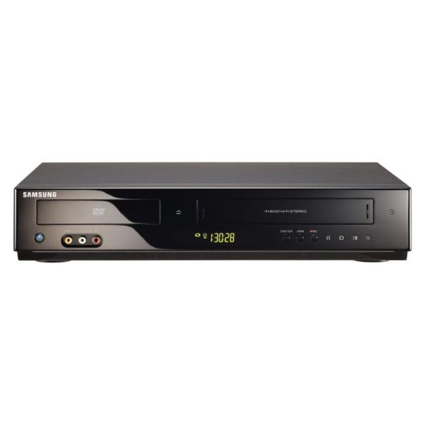 Samsung DVD VCR Combo Player