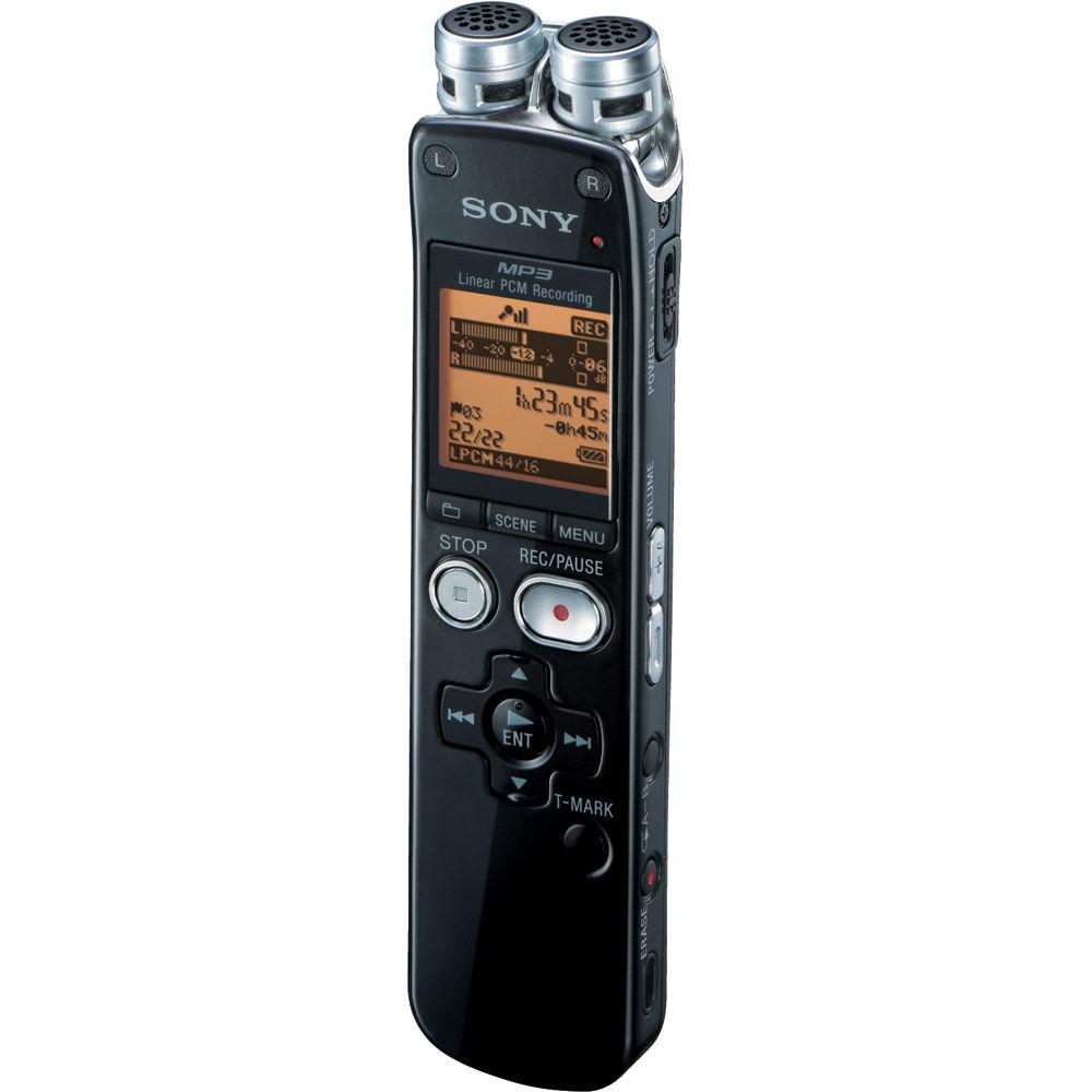 Sony ICD-SX712 Digital Voice Recorder ICDSX712 B&H Photo Video