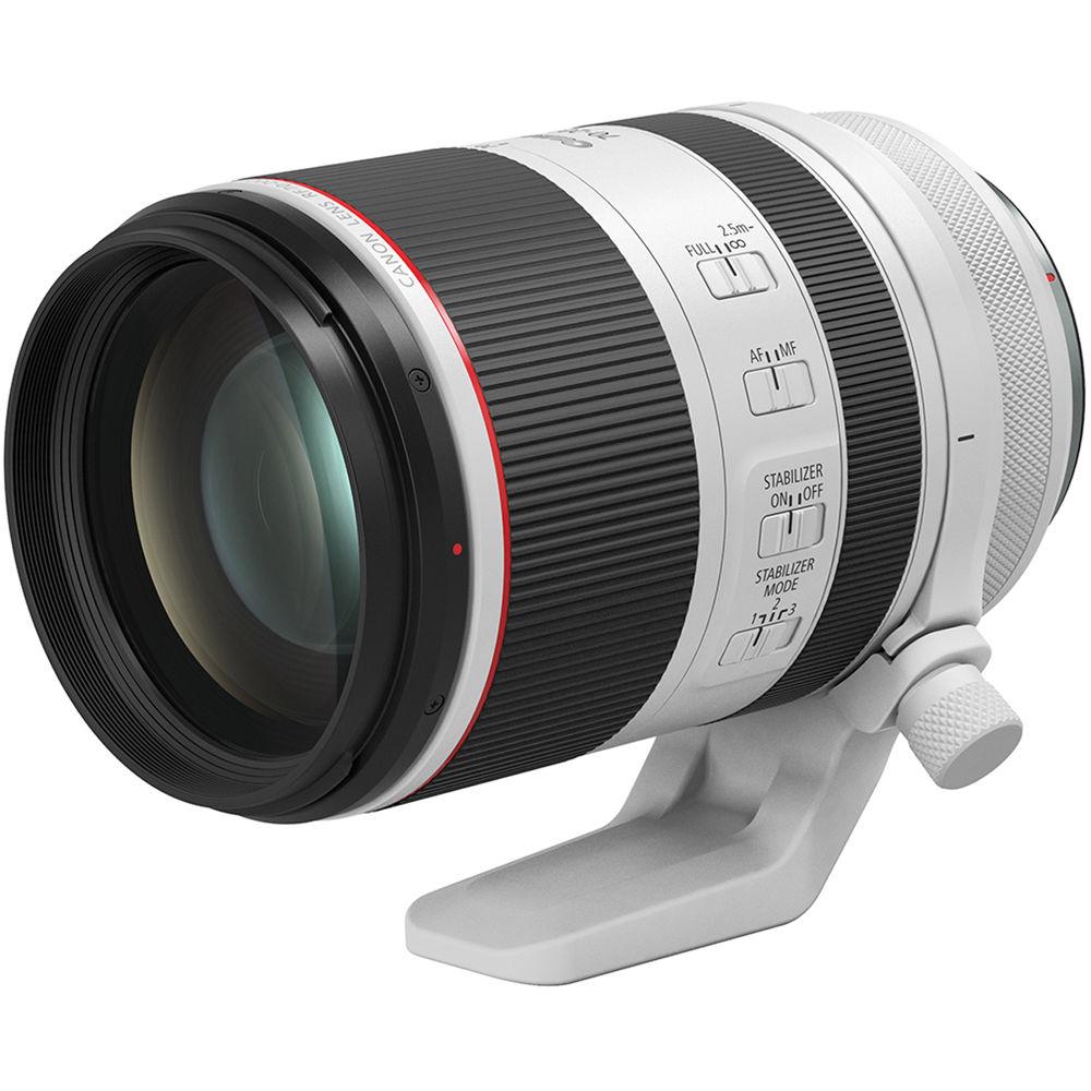 Canon Rf 70-200Mm F/2.8L Is Usm Lens 3792C002 B&Amp;H Photo Video
