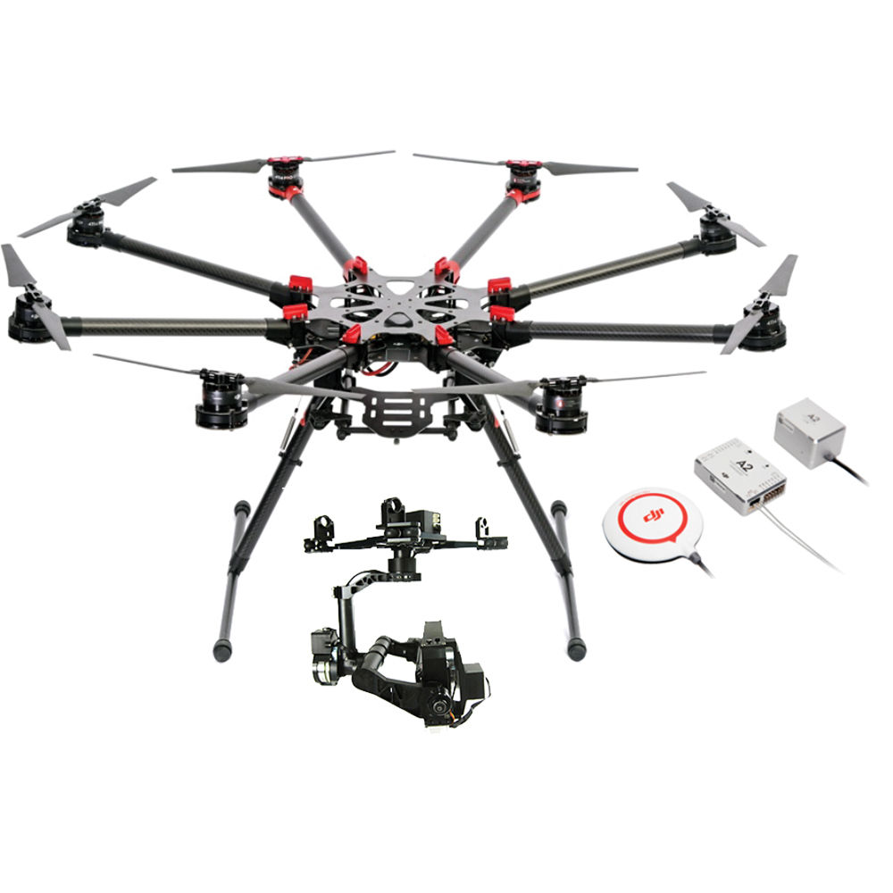 DJI Spreading Wings S1000 Professional Octocopter CB.SB.000009