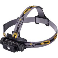 Fenix Flashlight HL60R Rechargeable Headlamp (Black) FX ...