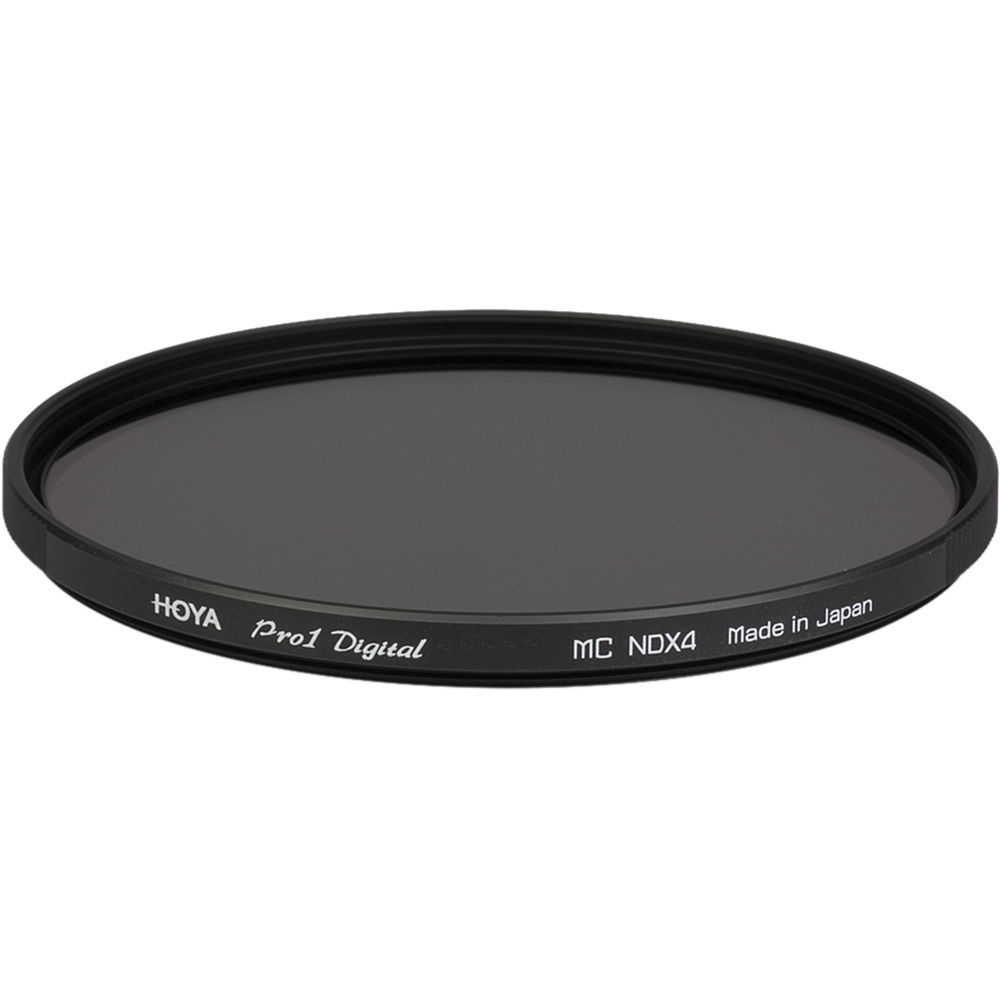 Hoya 82mm Pro 1 Digital ND 0.6 Filter (2-Stop) XD82ND4 B&H Photo