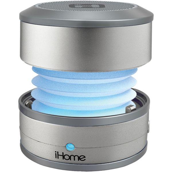 Ihome Ibt59 Bluetooth Mini Speaker Ibt59sy & Video