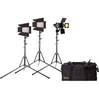 ikan IBK2316 Flyweight 3-Point Interview Light Kit IBK2316 B&H