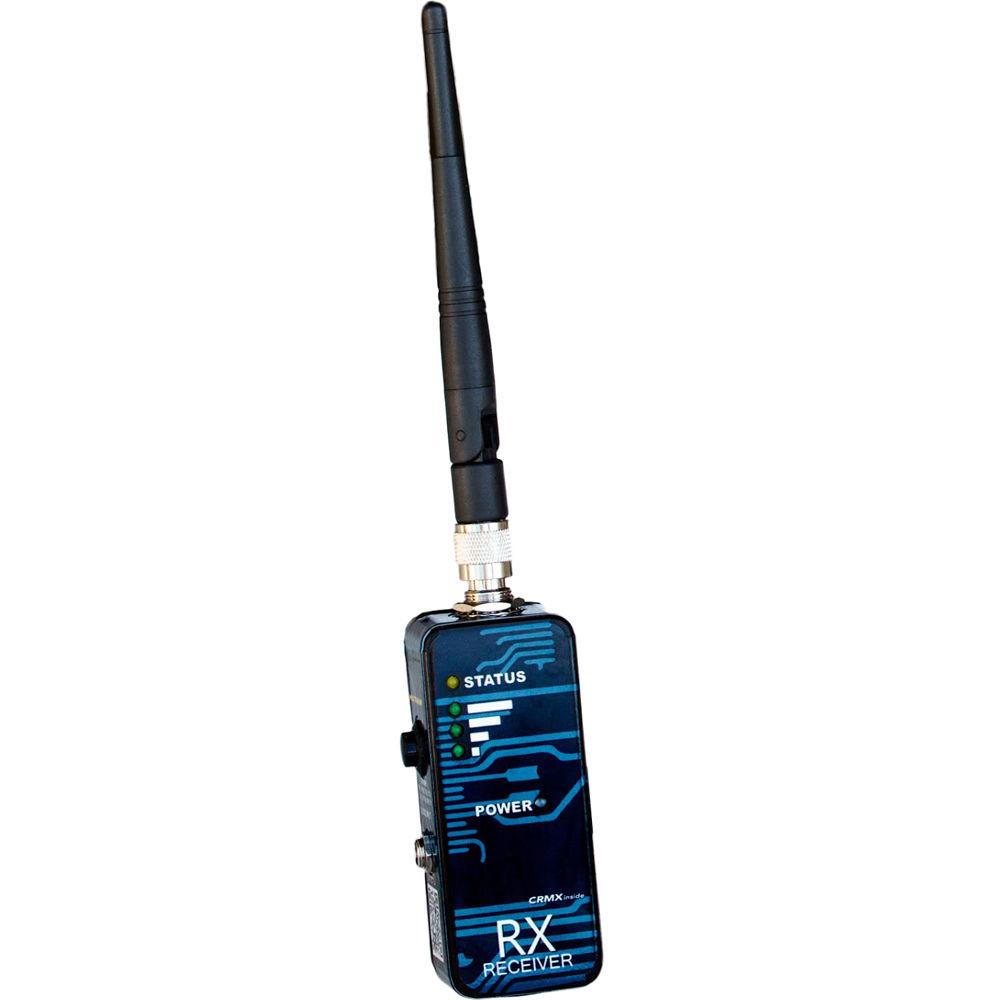 medium resolution of innovative dimmers cintenna rx5 90s wireless 5 pin dmx receiver swivel
