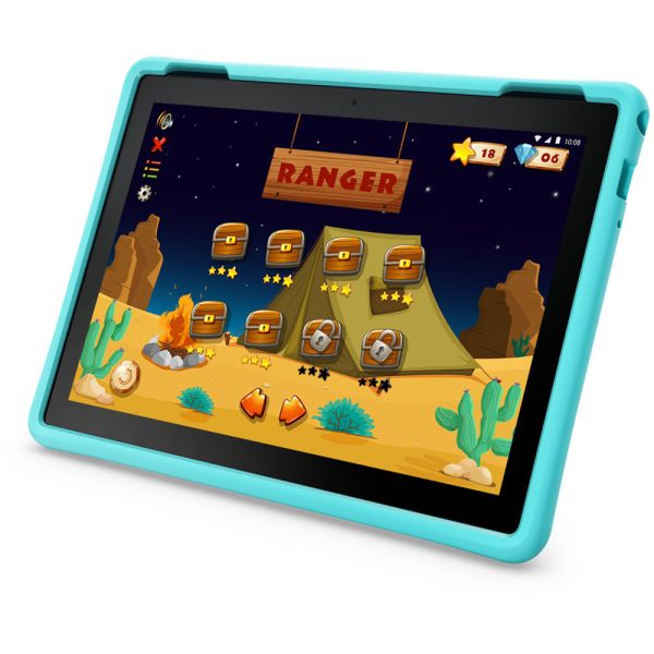 Lenovo Kids Case Tab 4 10 Mint Blue Zg38c01718 &