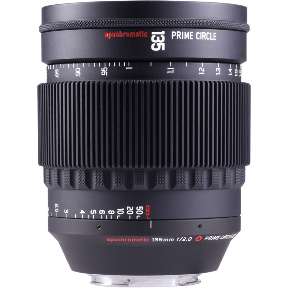 LockCircle PrimeCircle XE Series Canon EF Mount 135mm