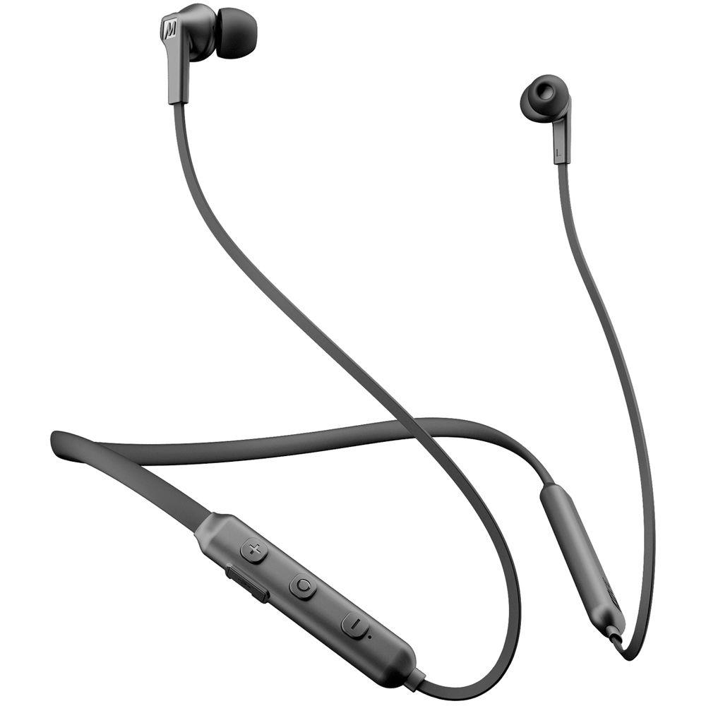 MEE audio N1 Bluetooth Neckband In-Ear Headphones EP-N1-BK-MEE