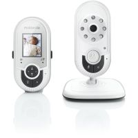 Motorola Wireless Digital Video Baby Monitor MBP621 B&H Photo