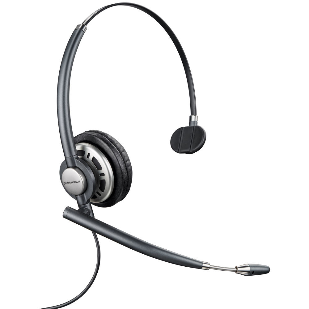 Plantronics Blackwire C710-M Over-The-Head Monaural 87505