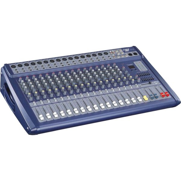 Pyle Pro Pmx1608 16-channel 1200w Digital Effect Mixer