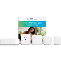 samsung smartthings home monitoring kit [ 1000 x 1000 Pixel ]