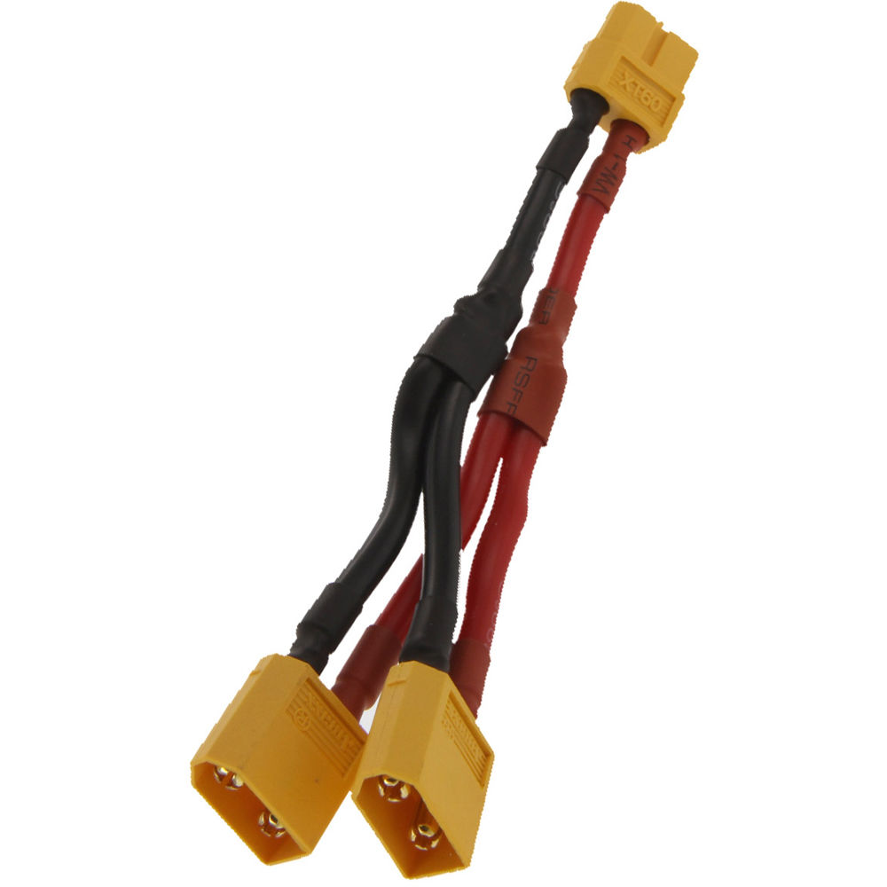 Home Venom Xt60 Dual Battery Parallel Wiring Harness W Genuine