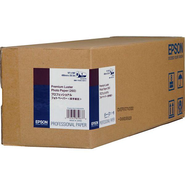 Epson Premium Luster Inkjet Paper S042079 & Video